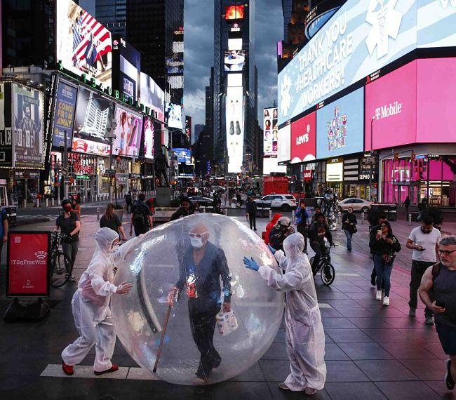 Coronavirus Nueva York