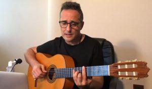 Jorge Drexler le canta a la pandemia