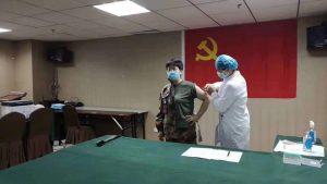 Prueban en China vacuna contra el coronavirus