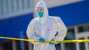 Coronavirus Estados Unidos:  fallecidos superan los 3.000 y  más de 160.000 contagiados