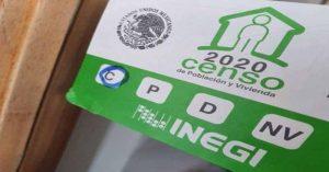 Censo 2020: ¿Qué significan las letras de la etiqueta?