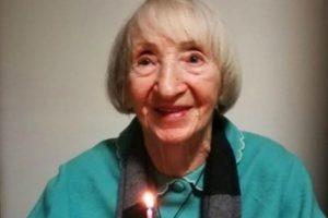 Nonna Lina, la mujer de más edad en vencer al coronavirus ¡con 102 años!