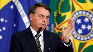 """Coronavirus: """"¿Van a morir algunos? Esa es la vida""""; Jair Bolsonaro, presidente de Brasil"""