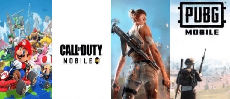 Juegos gratis para celular