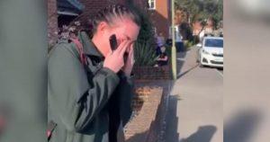 VIDEO VIRAL: Paramédica rompe en llanto por conmovedor gesto de sus vecinos