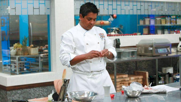 Muere por coronavirus estrella de Top Chef Masters