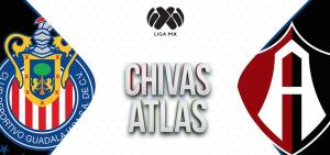 EN VIVO: Atlas vs Chivas transmisión online
