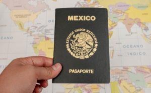 Suspenden trámites de pasaporte por coronavirus
