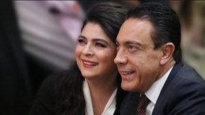 ¿Victoria Ruffo tiene coronavirus? Omar Fayad responde