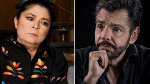 VIDEO: Victoria Ruffo responde a declaraciones de Eugenio Derbez y le llama 'feo'