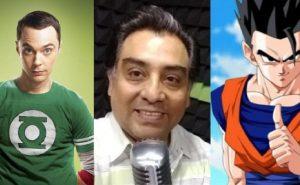 Asesinan a Luis Alfonso Mendoza, voz de Gohan y Sheldon Cooper