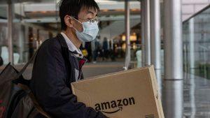 Coronavirus llega a Amazon