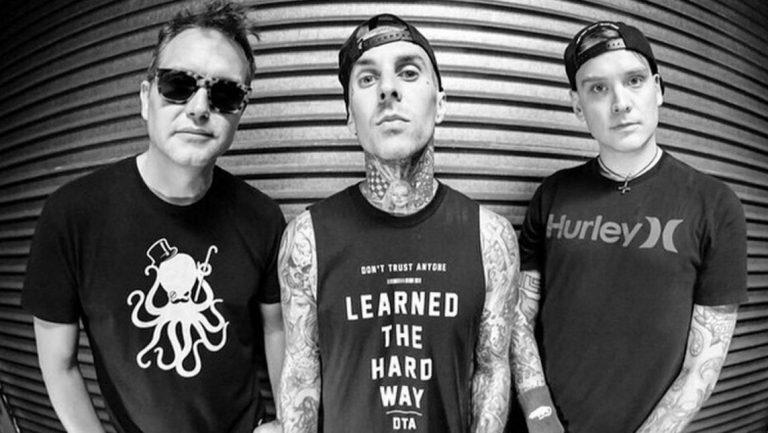 Blink 182 confirma concierto en México