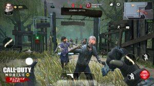 El modo zombies será removido de COD: Mobile este mes