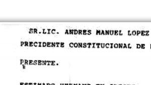 Conoce el contenido de la carta de la mamá del 'Chapo' Guzmán
