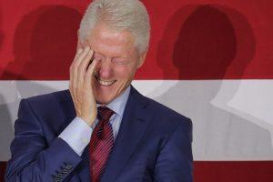 Bill Clinton controlaba su ansiedad con Lewinsky