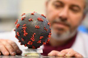 Viral: ¡Crean Chocolate de coronavirus!