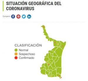 Confirman primer caso de coronavirus en Nuevo Laredo