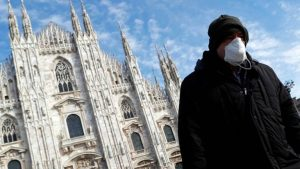 Toda Italia se declara en cuarentena por el coronavirus