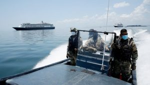 Coronavirus: Mueren cuatro en el crucero
