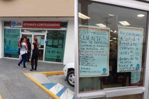 Coronavirus: Limitan acceso en farmacias de Nuevo Laredo