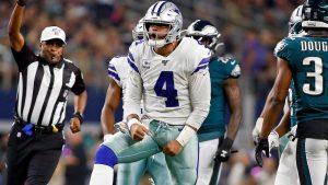 Nombran Cowboys a Prescott 'Jugador Franquicia'