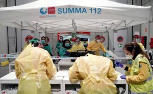 Coronavirus: España registra 394 muertos en las últimas 24 horas
