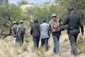 Laredo: así se ocultaban 81 indocumentados