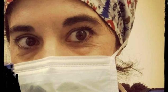 Daniela, la enfermera que se suicidó tras dar positivo a coronavirus
