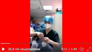 ¡Increíble! Por eso no se enferman las enfermeras que combaten el coronavirus en China