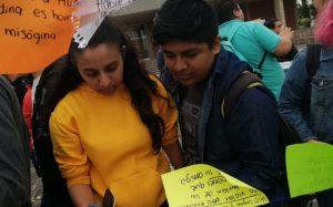 Denuncian acoso sexual en la UAT