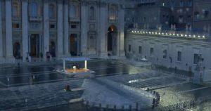 FOTOS: Las IMPACTANTES imágenes que dejó la bendición mundial del Papa Francisco