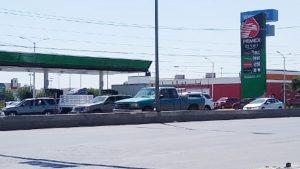Precio de la gasolina en Nuevo Laredo: menos de 10 pesos