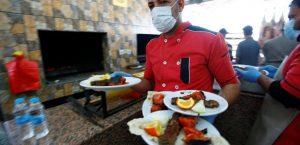 Coronavirus: ¿Es seguro comer en restaurantes?