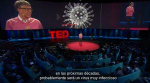 ¿Bill Gates profeta? Hace 5 años mencionó llegada de virus similar al COVID-19 (Video)