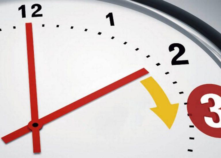 Horario de verano: ¿Se adelanta o retrasa el reloj?