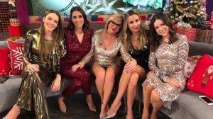Televisa en cuarentena por coronavirus, Odalys Ramírez da positivo VIDEO