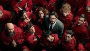 Netflix adelanta el estreno de La Casa de Papel 4