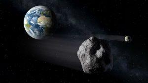 "NASA: Advierte que un meteorito ""potencialmente peligroso"" se aproxima a la Tierra"