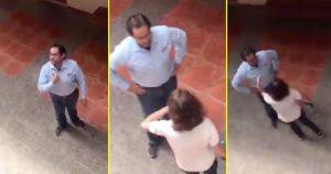 Una alumna encara a profesor por presunto acoso en Tampico