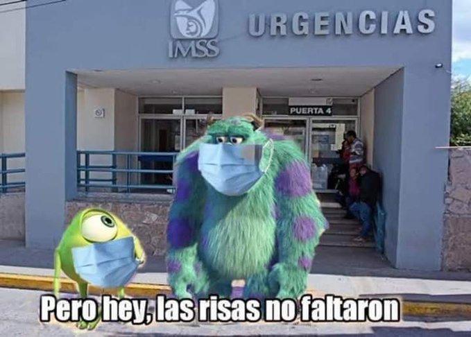 Descubre los mejores memes sobre el coronavirus que están circulando en las redes sociales y matando de risa a todo el mundo.