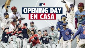 "MBL: transmitirá 30 juegos debido al ""Opening Day at Home"""
