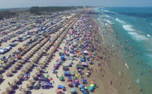 Coronavirus Tamaulipas: Cierran Playa Miramar