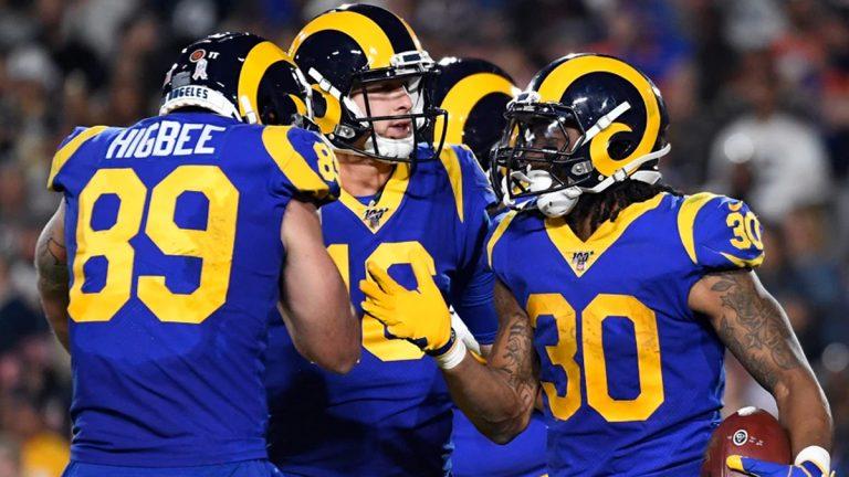 Los Rams revelan su nuevo logo para la temporada 2020