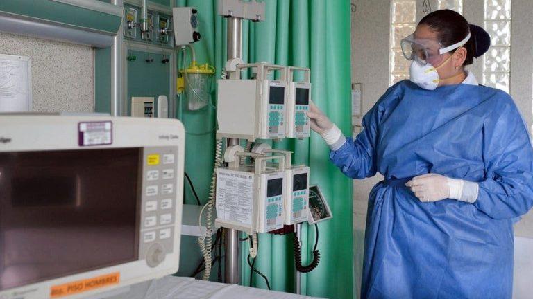 Respirador para tratamiento coronavirus