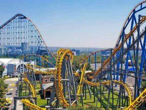 Six Flags anuncia cierre de parques en Texas