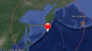 Terremoto en Rusia de 7.5 ¿Hay alerta de tsunami?