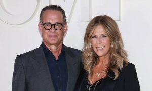 Tom Hanks libra al coronavirus, su esposa sigue en cuarentena