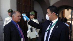 Coronavirus: Chile reporta su primer muerto por Covid-19