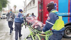 Se lleva Shiner a  Galveston a niña herida en choque